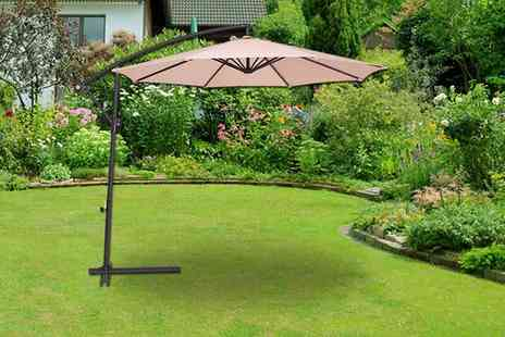 FDS Corporation - Outdoor patio parasol garden umbrella - Save 62%