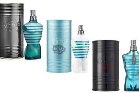 Groupon Goods Global GmbH - Jean Paul Gaultier Le Male Fragrance in Choice of Scent With Free Delivery - Save 33%