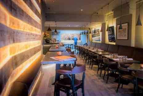 Orange Elephant - Three Course Meal with Cocktails for One, Two or Four - Save 57%