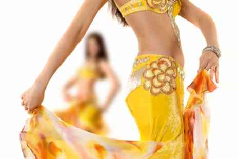 Santa Maria Bellydance Academy - One Hour Belly Dance Class for Beginners - Save 44%