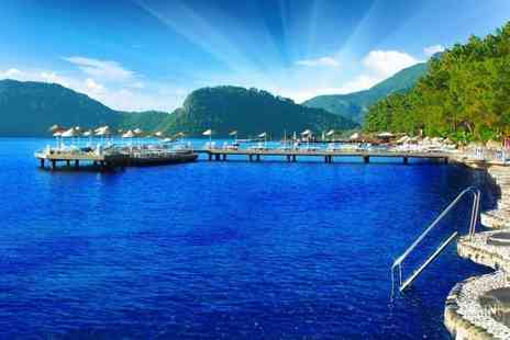 Purple Travel - Five Star All Inclusive Holiday to Marmaris, Turkey - Save 0%
