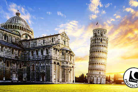 Worldwide Tours & Travel - Two or Three Night 4 Star Stay With Flights & Optional Florence Tour - Save 48%