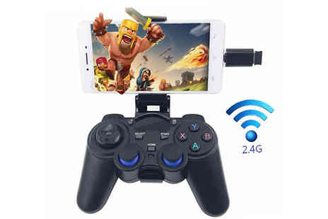 Black Sheep - 2.4G Wireless Gamepad Controller for Android - Save 57%