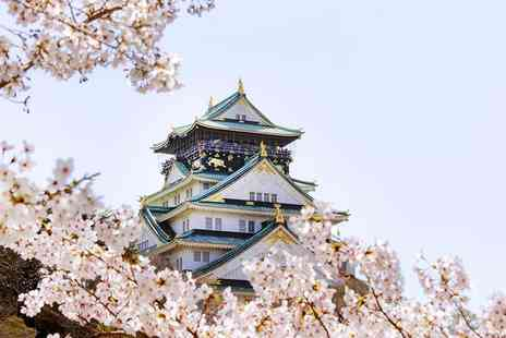 Weekender Breaks - Six or nine night Japan Tokyo and Osaka break including flights - Save 22%