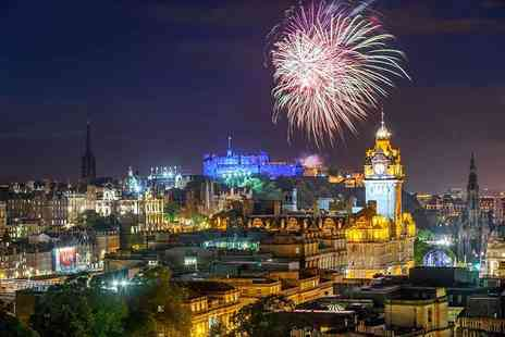 Bargain Late Holidays - Two or three night Edinburgh stay with flights - Save 42%