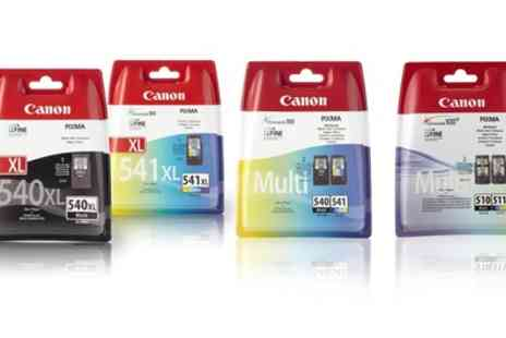Raion - Canon Combo Ink Cartridge Bundles With Free Delivery - Save 32%