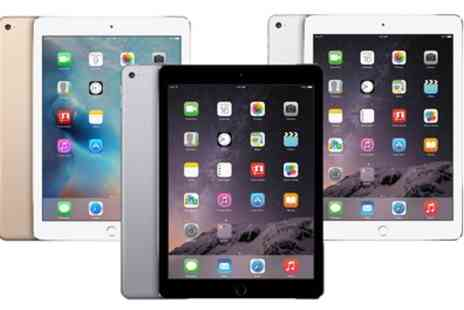 GoldBoxDeals - Refurbished Apple iPad Air or Air 2 16 to 128GB WiFi Or 4G With Free Delivery - Save 0%