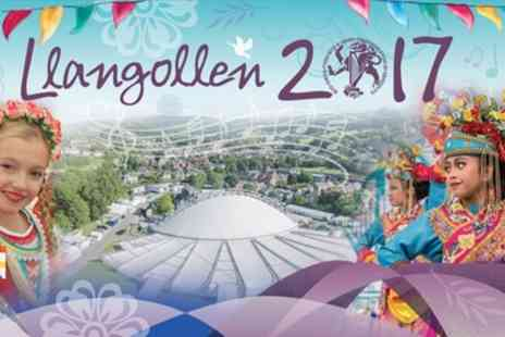 Llangollen International Musical Eisteddfod - One ticket to a choice of Llangollen International Musical Eisteddfod event on 3 To 8 July  - Save 21%