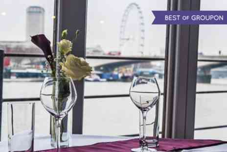 The Yacht - Two Course Lunch and a Glass of Pimms for One or Two - Save 32%