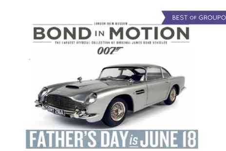 London Film Museum - Entry to Bond in Motion for one adult or one child or a special package for one or two  - Save 50%