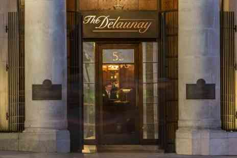 The Delaunay - Viennese Afternoon Tea for Two - Save 0%