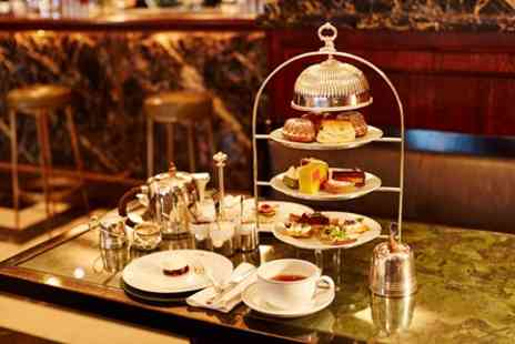 The Delaunay - Viennese Afternoon Tea with Champagne for Two - Save 0%