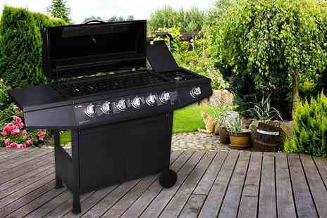 Evre - CosmoGrill 6 plus 1 barbecue - Save 64%