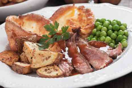 The Bentley Hotel - Three course Sunday carvery lunch for two - Save 44%