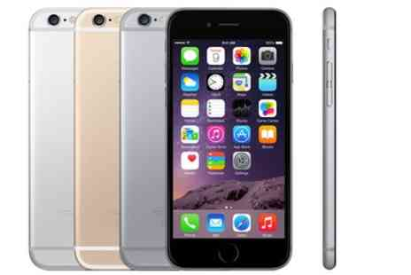 ClickWrap - Refurbished Apple iPhone 6 in Choice of Colour and Storage Capacity With Free Delivery - Save 0%