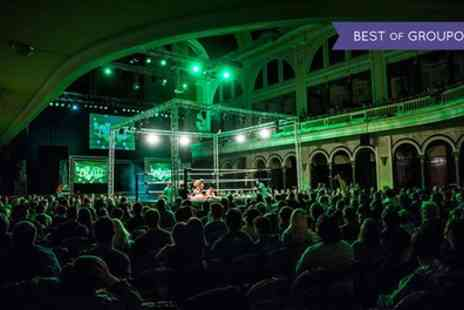 New Generation Wrestling - Live Wrestling Show, One or Two Adult or One Family Ticket on 9 June - Save 37%