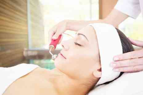 All Woman Beauty - 30 Minute Galvanic Facial with a Back, Neck and Shoulder or Full Body Massage - Save 61%