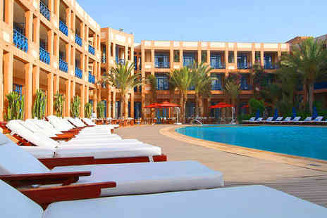Le Medina Essaouira Hotel - Five Star Bohemian Spa Hotel Stay For Two Close to the Beach - Save 74%