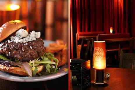 Roxy Bar & Screen - Three course dinner and movie screening experience for two - Save 51%
