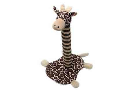 Groupon Goods Global GmbH - Petface Giraffe Scratching Post - Save 35%