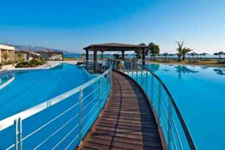 Luxury Holiday Collection - Five Star All Inclusive Crete Holiday with Flights - Save 0%