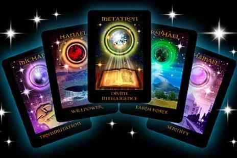 Karen Medium - Three card email clairvoyant tarot card reading - Save 60%