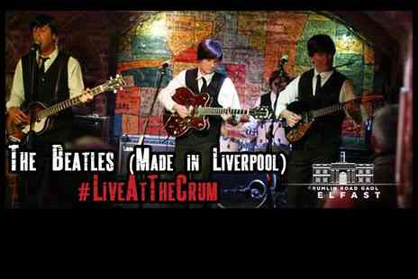 Crumlin Road Gaol - Ticket to The Beatles Are Back tribute concert on Saturday 1st July - Save 29%