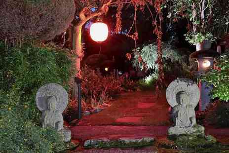Pure Land Meditation Centre - Magical Lantern Evening entry for two adults - Save 36%