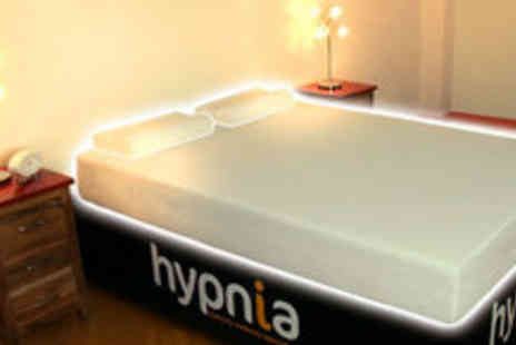 Hypnia Mattresses - Luxurious single memory foam mattress and pillow set - Save 70%