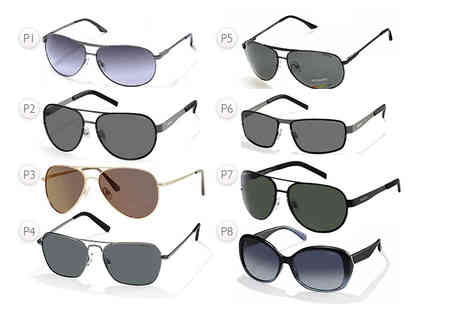 Brand Logic - Pair of Polaroid sunglasses - Save 56%