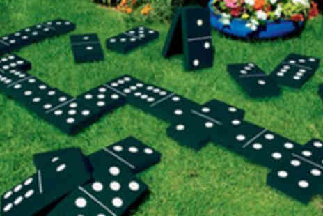 Gadgets & Products - Giant garden game - Save 64%