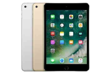GoldBoxDeals - Refurbished Apple iPad Mini 4 16GB, 64GB, 128GB WiFi or WiFi, 4G Cellular With Free Delivery - Save 0%
