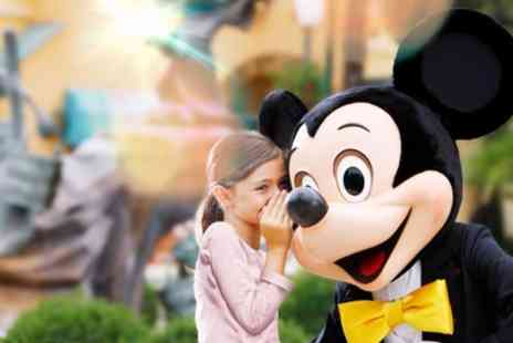 KPX Travel - Two to Four Nights at Kyriad Disneyland Paris Hotel with Flights and 1 Day 2 Parks Hopper Pass - Save 0%