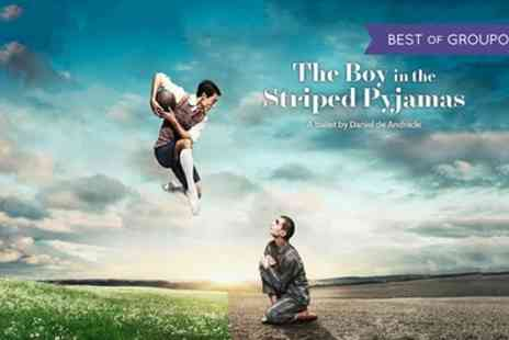 ATG Tickets - One price band A or B ticket to The Boy in Striped Pyjamas on 13 To 14 June - Save 46%