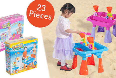 MHSTAR - 23 Piece Sand Box Set Two Colours - Save 0%