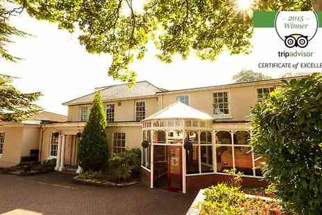 Gainsborough House Hotel - One or Two Night Stay For Two with Breakfast & Dinner - Save 40%