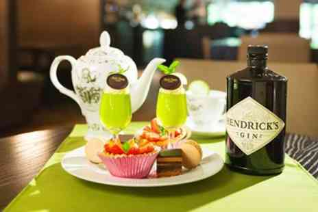 Park Plaza Cardiff - Hendricks Afternoon Tea & Spa Access for 2 - Save 34%