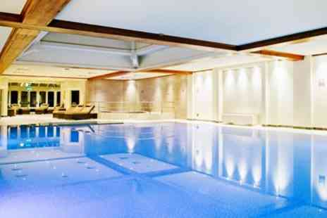 Kettering Park Hotel - Spa Day with Treatment & Lunch near Kettering - Save 44%