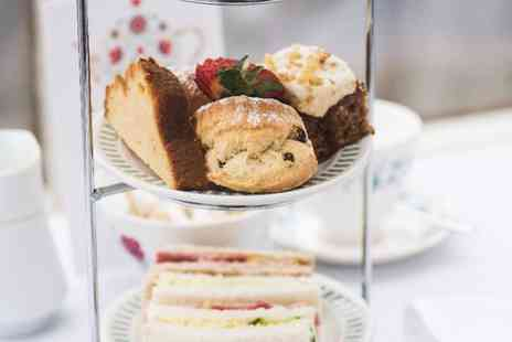 The Jacobean Hotel - Afternoon tea for two - Save 24%