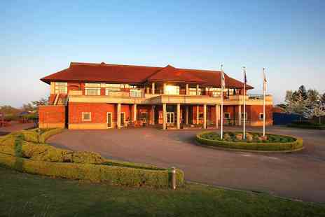 The Oxfordshire Hotel Golf & Spa - Oxfordshire Spa Day with Massage & Lunch - Save 37%