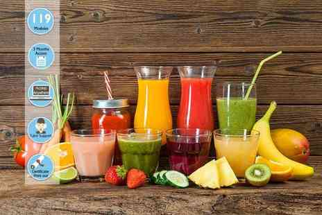 SMART Majority - Online natural organic juicing and plant nutrition course - Save 92%