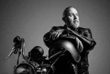 Venture Studios - Car or Motorbike Photoshoot with a Framed Print and Access to Digital Images - Save 94%