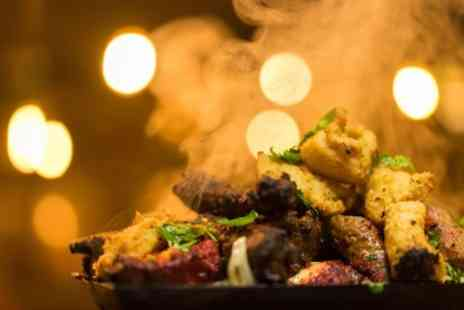 The Winyates Bar & Indian Grill - Indian Grilled Meal for Two or Four - Save 57%
