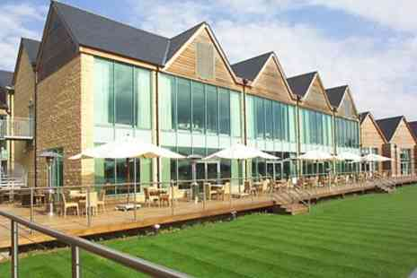 Cotswold Water Park Four Pillars Hotel - Spa Access With Afternoon Tea And Prosecco - Save 41%