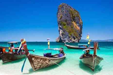 Away Holidays - Eight Nights Stay Phuket Break With Flight - Save 0%
