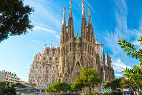 Tour Center - 2 Nights Stay in Barcelona Getaway with Flights - Save 0%