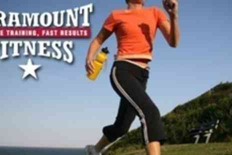 Paramount Fitness - Twelve Boot Camp Sessions Plus Nutritional Plan and Training Programme - Save 80%