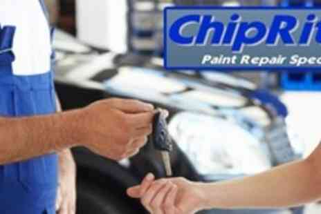 ChipRite - £39 for £100 Worth of Car Bodywork Repairs - Save 61%