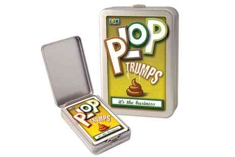 Groupon Goods Global GmbH - One or Two Plop Trumps Card Games - Save 0%