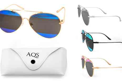 Aquaswiss - AQS Unisex Tommie Sunglasses - Save 90%